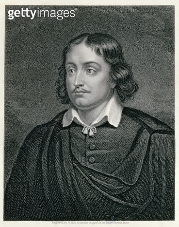 <b>Title</b> : Self Portrait, engraved by William Holl (1807-71) pub. by William Mackenzie (engraving)<br><b>Medium</b> : engraving<br><b>Location</b> : Private Collection<br> - gettyimageskorea