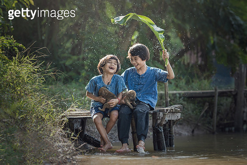 Smile of thailand - gettyimageskorea