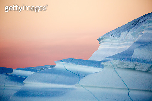 Greenland Sunset - gettyimageskorea