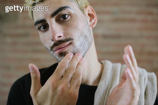 Schaël Marcéus for Adolescent Content - gettyimageskorea