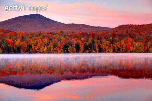 Autumn in Vermont - gettyimageskorea