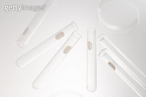 test tubes and petrie dishes - gettyimageskorea