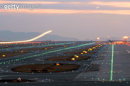 Clearing the runway for the next one, and the next one, and the next one... - gettyimageskorea