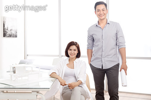 Business people in the studio - gettyimageskorea