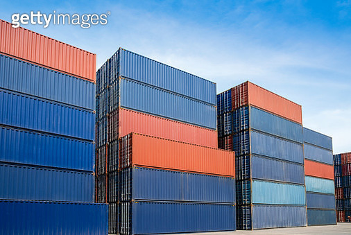 Container box - gettyimageskorea