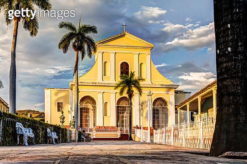 Church of Saint Trinidad - gettyimageskorea