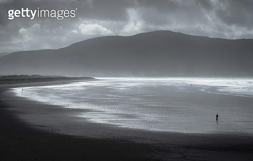 Coasts of Ireland #6 - Inch Beach - gettyimageskorea