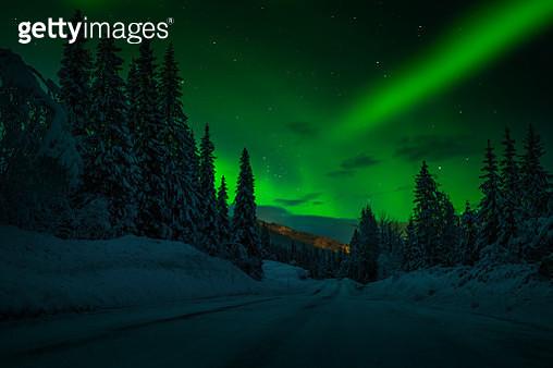 Polar lights - gettyimageskorea