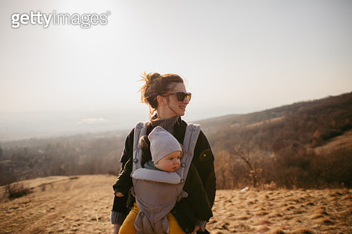 Active lifestyle from day one - gettyimageskorea