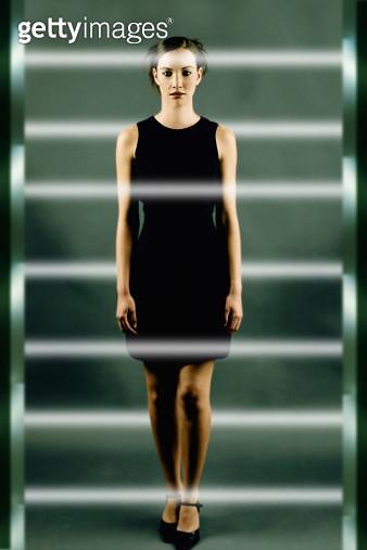 Woman in scanner - gettyimageskorea