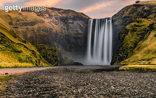 Iceland. 2017. - gettyimageskorea