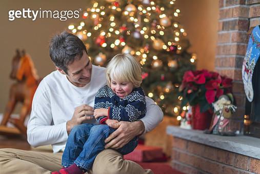 Joyful Christmas - gettyimageskorea