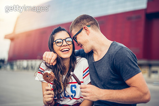 I am happy with you - gettyimageskorea