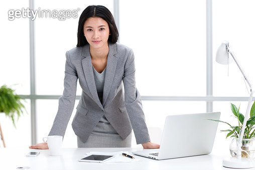 Business women in the Office - gettyimageskorea