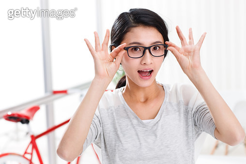 Happy young female - gettyimageskorea