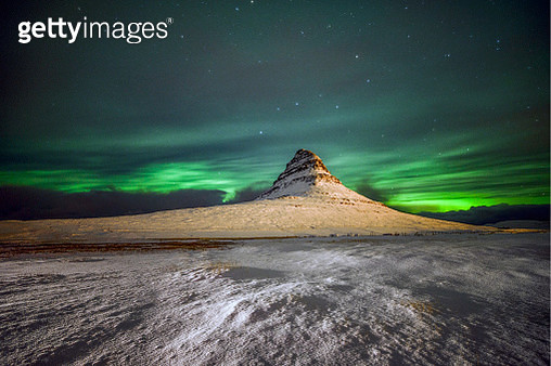 Northern Lights of Iceland - gettyimageskorea