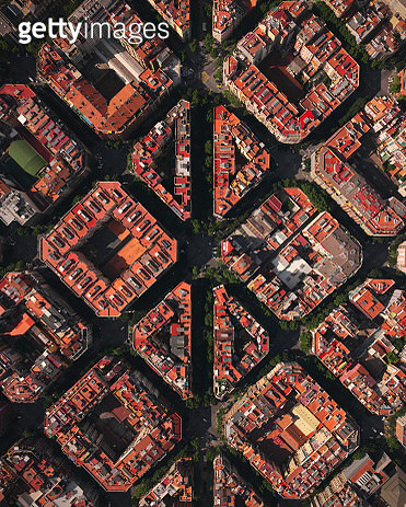 Aerial View Of Landscape - gettyimageskorea