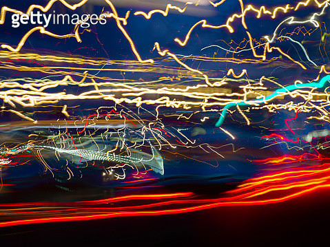 Traffic data in the cloud - gettyimageskorea
