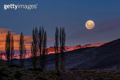 Moon rising - gettyimageskorea