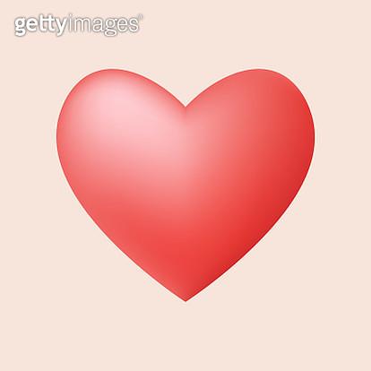 Social media heart shape - gettyimageskorea