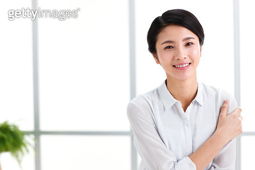 Business woman portrait - gettyimageskorea