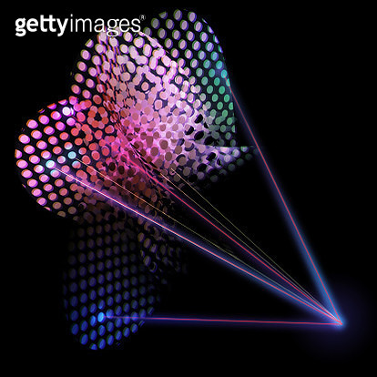 Electric Flower 01 - gettyimageskorea