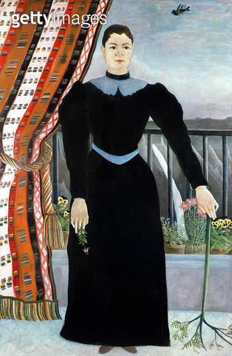 <b>Title</b> : Portrait of a Woman, 1895 (oil on canvas)<br><b>Medium</b> : oil on canvas<br><b>Location</b> : Musee Picasso, Paris, France<br> - gettyimageskorea