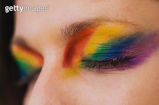 Close-Up Of Human Eye - gettyimageskorea