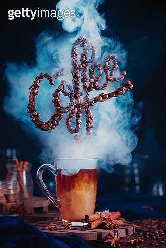 Smell the coffee - gettyimageskorea