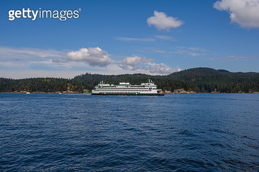 The Islands And Sea-Going Ferry - gettyimageskorea