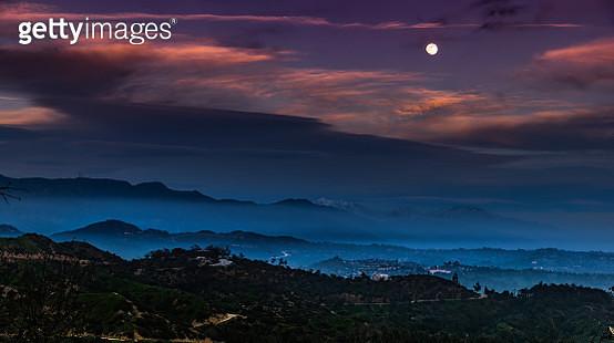 Los Angeles Nightscape - gettyimageskorea