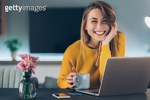 Relax at home - gettyimageskorea