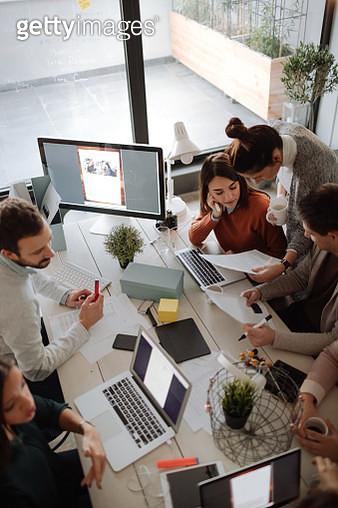 Teamwork - gettyimageskorea