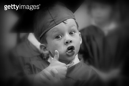 preschool graduation - gettyimageskorea