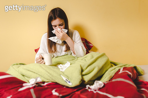 Having a cold - gettyimageskorea