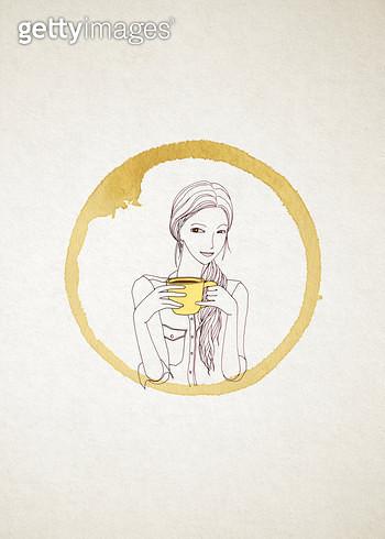 커피 한잔(2) - gettyimageskorea