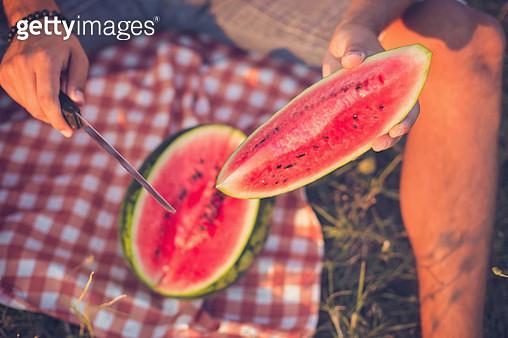 Tasty watermelon - gettyimageskorea