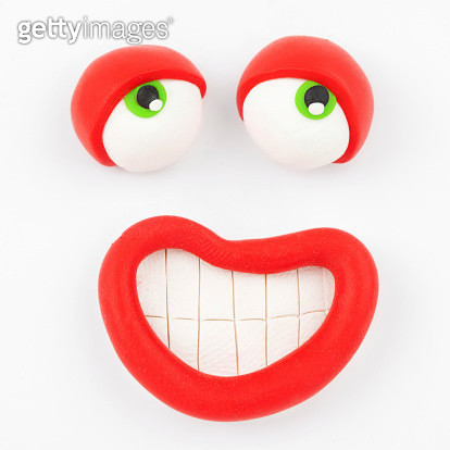 Clay face - gettyimageskorea