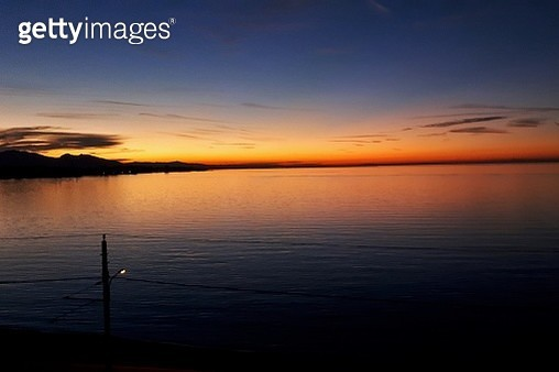 Sunset - gettyimageskorea