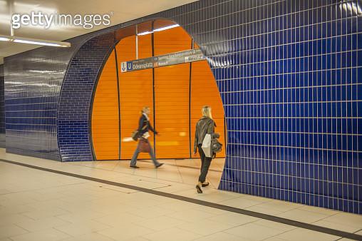 Metro station - gettyimageskorea