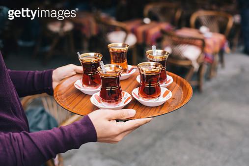 Turkish Tea - gettyimageskorea