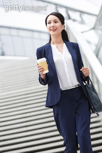 Successful business woman - gettyimageskorea