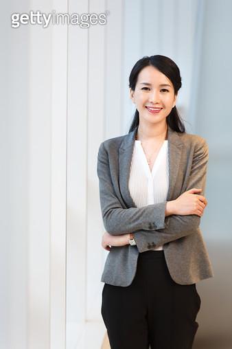 Successful business woman - gettyimageskorea