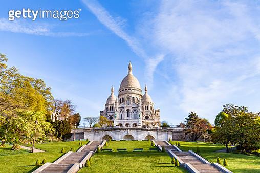 France, Paris, Montmartre, Sacre-Coeur de Montmartre - gettyimageskorea