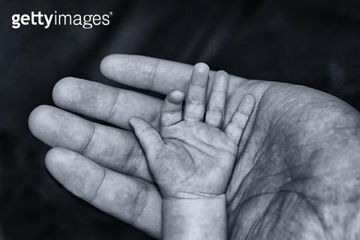 Holding Hands - gettyimageskorea