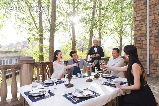 The Oriental is dinner - gettyimageskorea