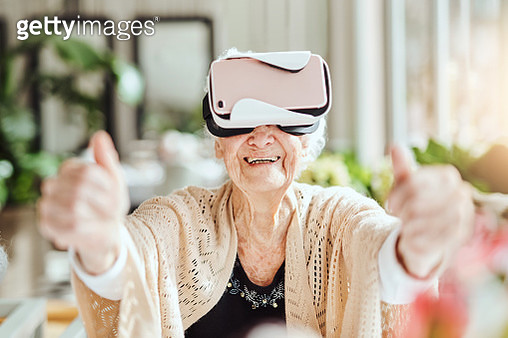 Bringing the outside world inside with virtual reality - gettyimageskorea