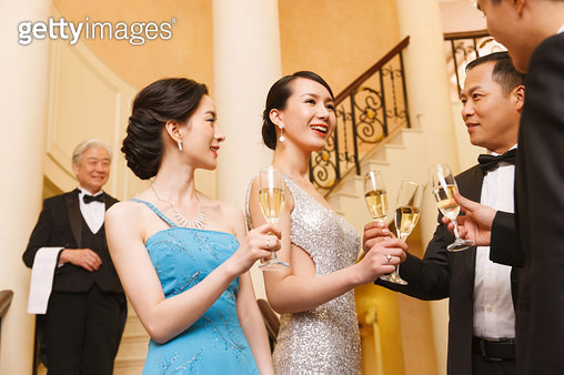 The eastern party - gettyimageskorea