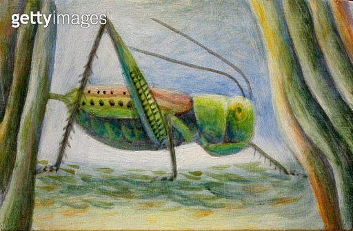 Illustration and Painting - gettyimageskorea