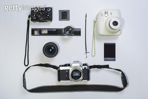 아날로그 카메라 - gettyimageskorea